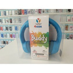 Auriculares infantiles con cable.